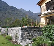 Holiday apartment Casa alla Cascata****, Maggia, Ticino, Switzerland