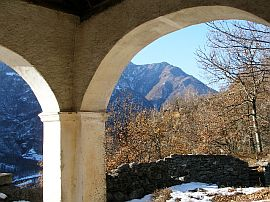 Kapelle in Maggia
